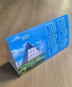 Настольный календарь-домик РК на 2021 год (Нур-Султан)