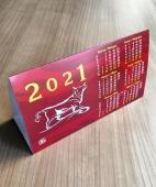 Настольный календарь-домик РК на 2021 год (Символ Года)